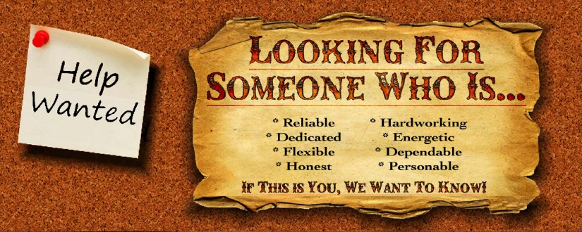 help wanted web
